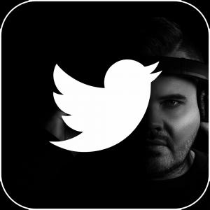 Twitter icon / Mikael van Dikeen