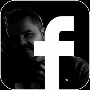 Facebook icon / Mikael van Dikeen